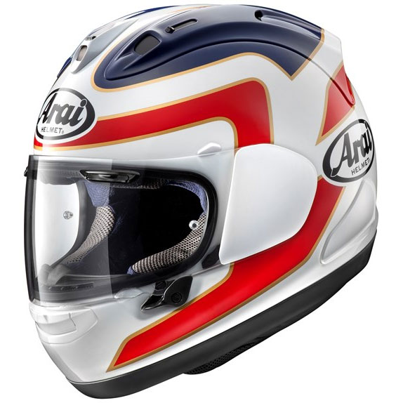 Arai Rx-7v Replica Spencer 30th