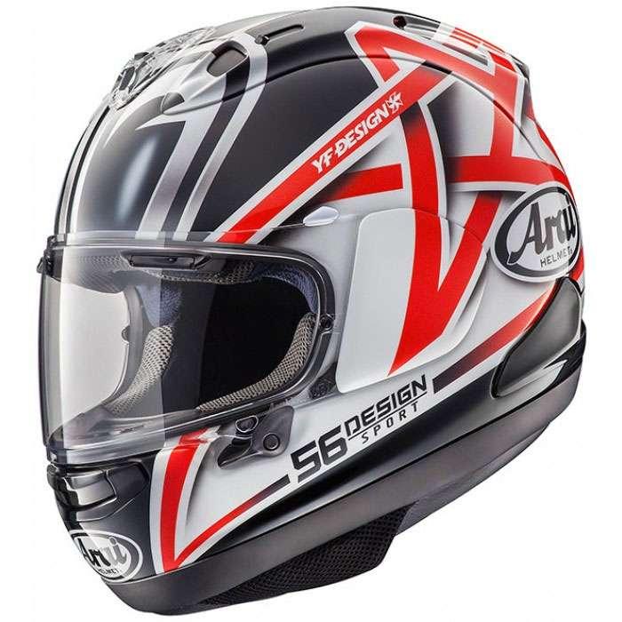 bb21f0c3 Arai Rx-7v Nakano AR2796NN Full Face Helmets | MotoStorm