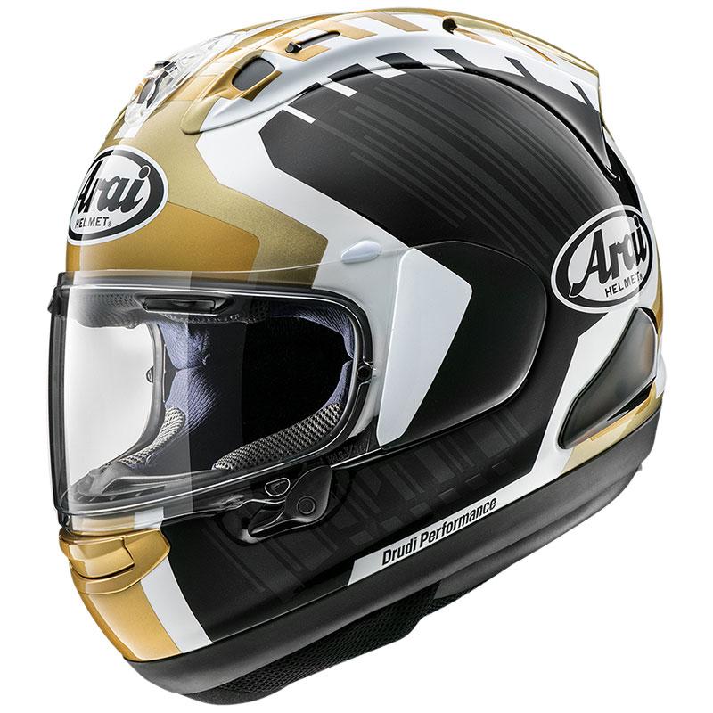 Casco Arai Rx-7v Rea Gold Edition