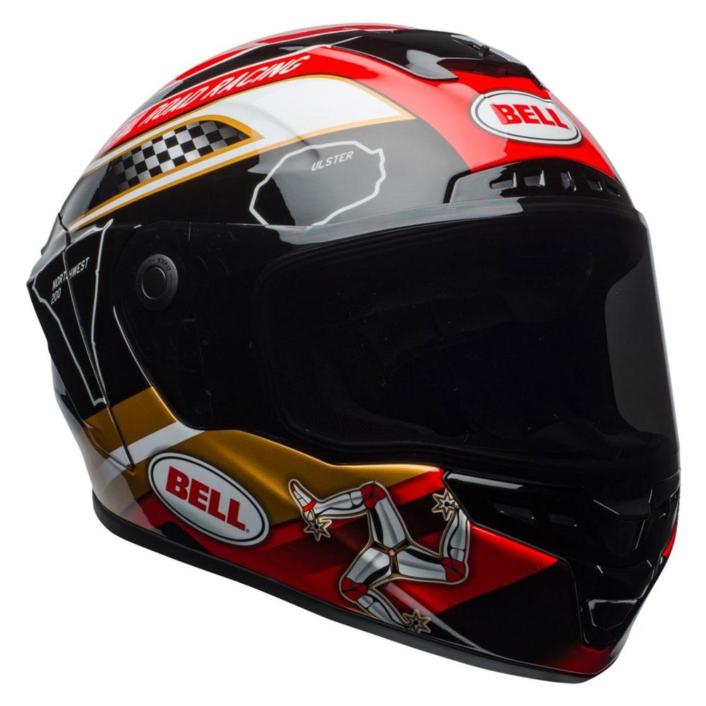 Full Face Helmet Bell Star Mips Isle Of Man 2018