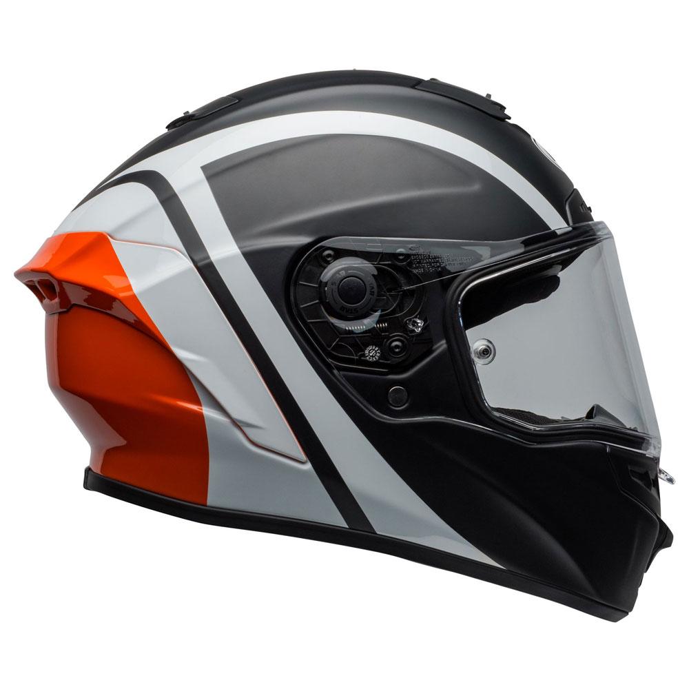 Bell Full Face Helmet >> Full Face Helmet Bell Star Mips Tantrum Orange