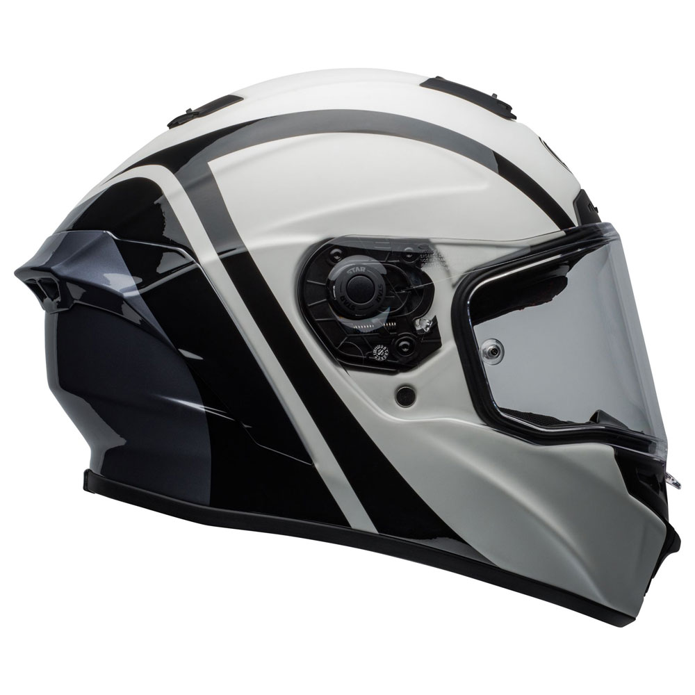 Bell Full Face Helmet >> Full Face Helmet Bell Star Mips Tantrum Titanium B 71018 Full Face