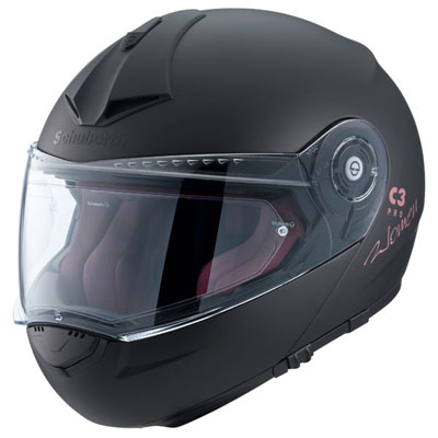 Schuberth C3 Pro Women Black Mat
