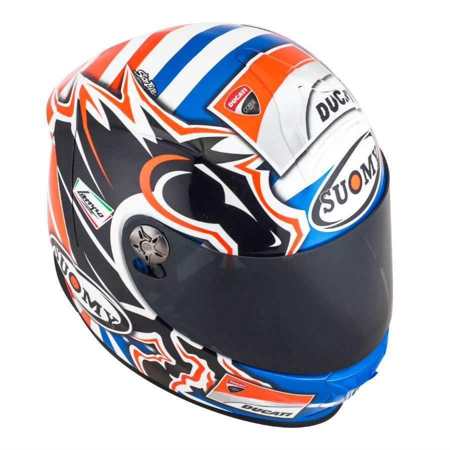 Suomy SR Sport Dovizioso GP Replik Ducati