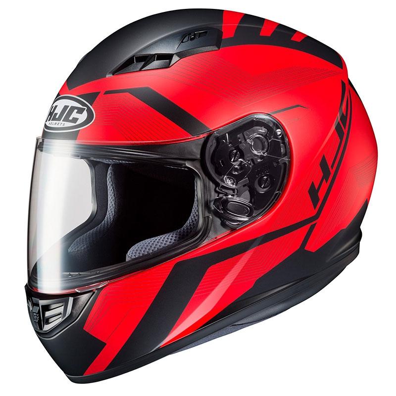 Casco Moto Hjc Cs-15 Faren Rosso