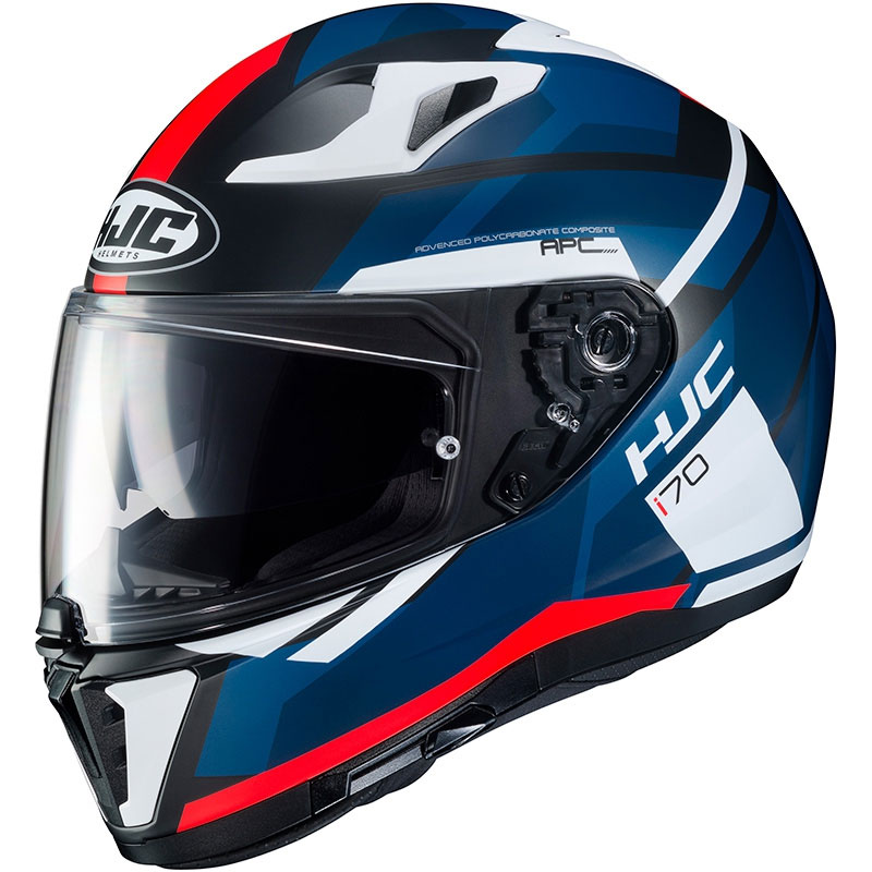 24b05569 Full Face Helmet Hjc I70 Elim Blue HJC-149271-MC1SF Full Face ...