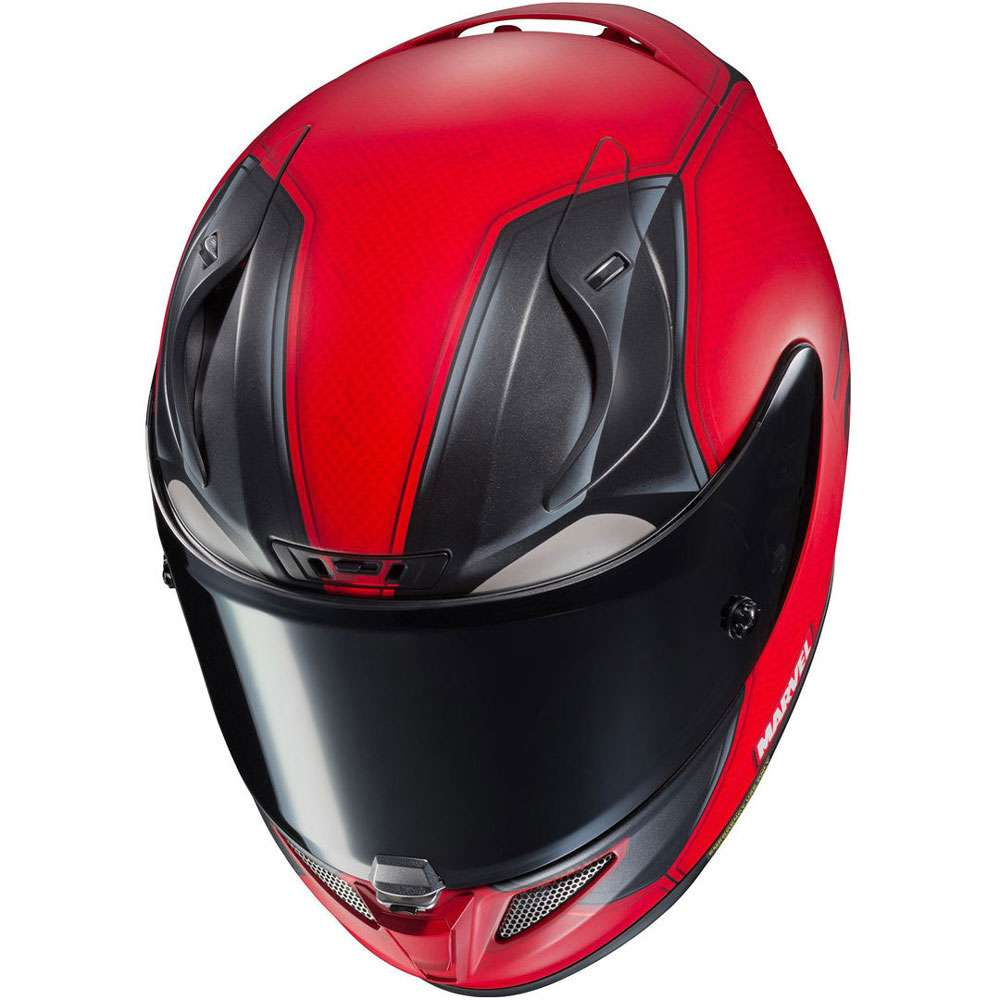 hjc rpha 11 deadpool 2 marvel helmet hjc 133471 mc1sf full face helmets motostorm. Black Bedroom Furniture Sets. Home Design Ideas