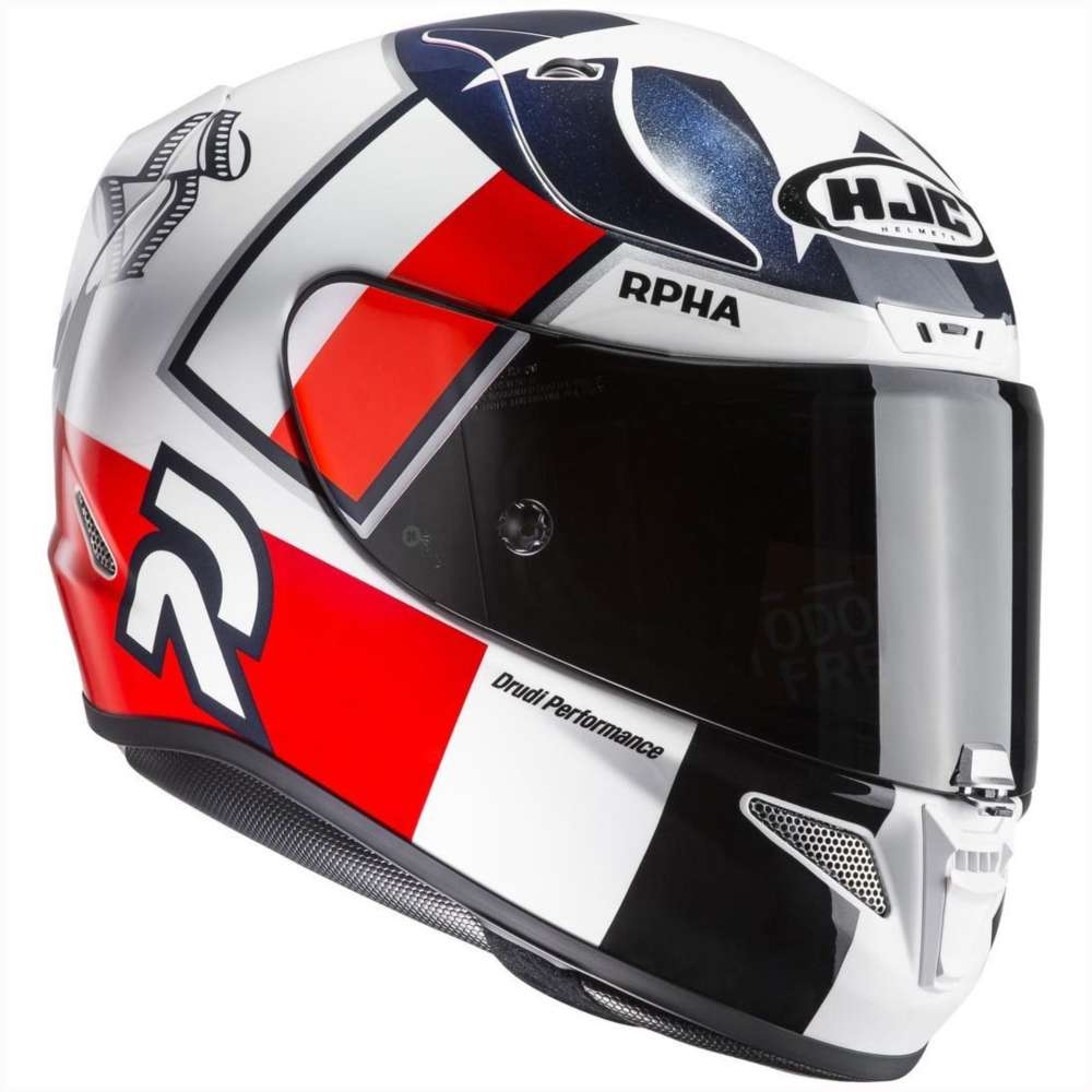 hjc rpha 11 ben spies helmet motostorm. Black Bedroom Furniture Sets. Home Design Ideas