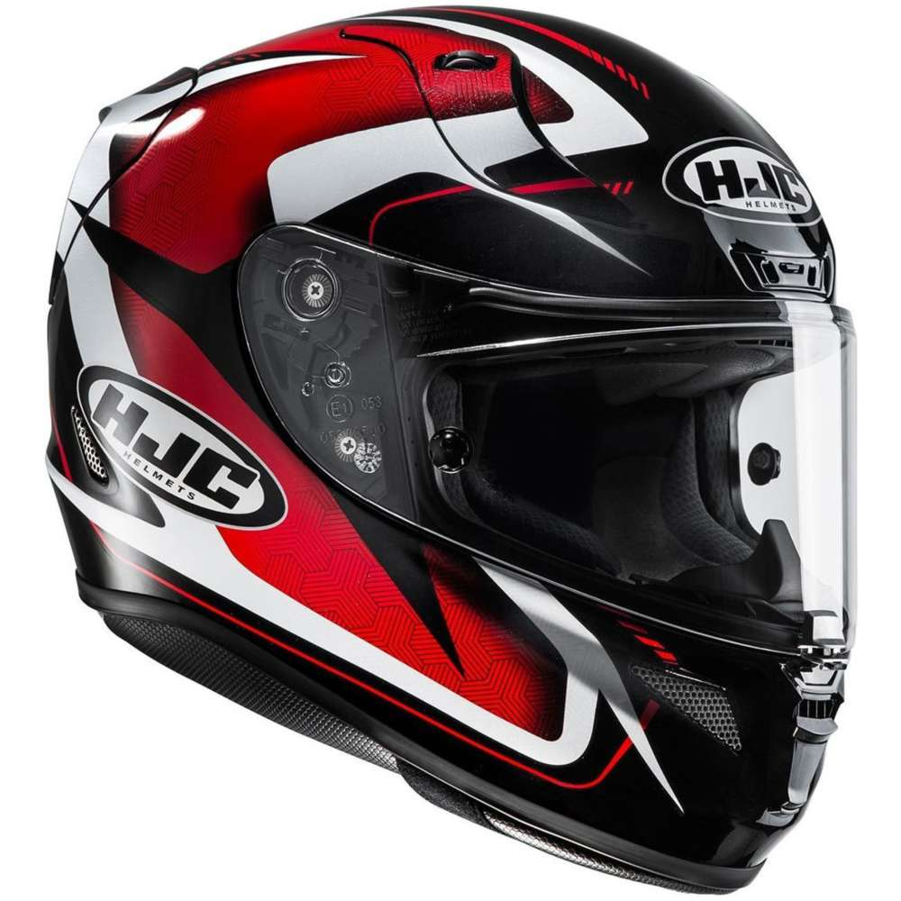hjc rpha 11 bludom helmet red hjc 134801 mc1 full face helmets motostorm. Black Bedroom Furniture Sets. Home Design Ideas