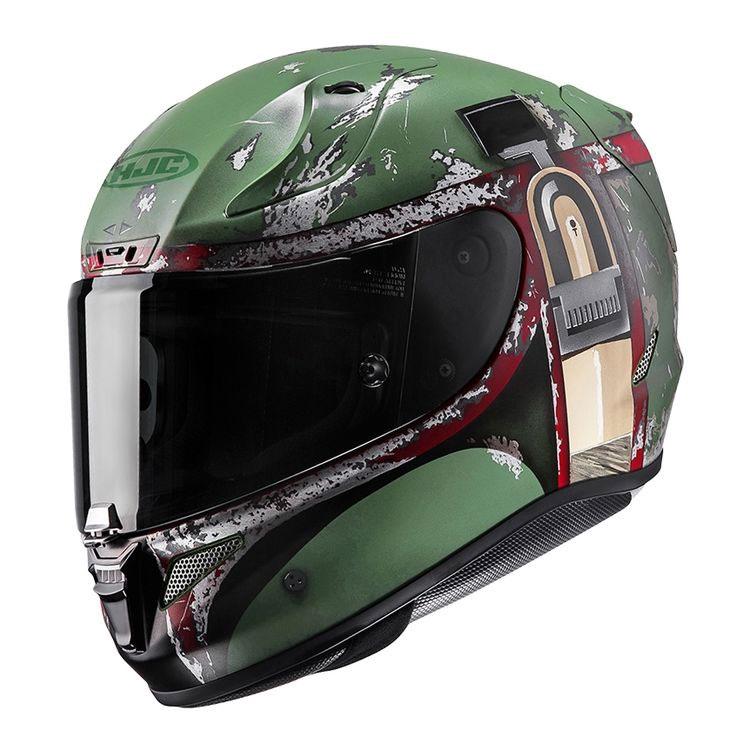 hjc rpha 11 star wars boba fett helmet motostorm. Black Bedroom Furniture Sets. Home Design Ideas
