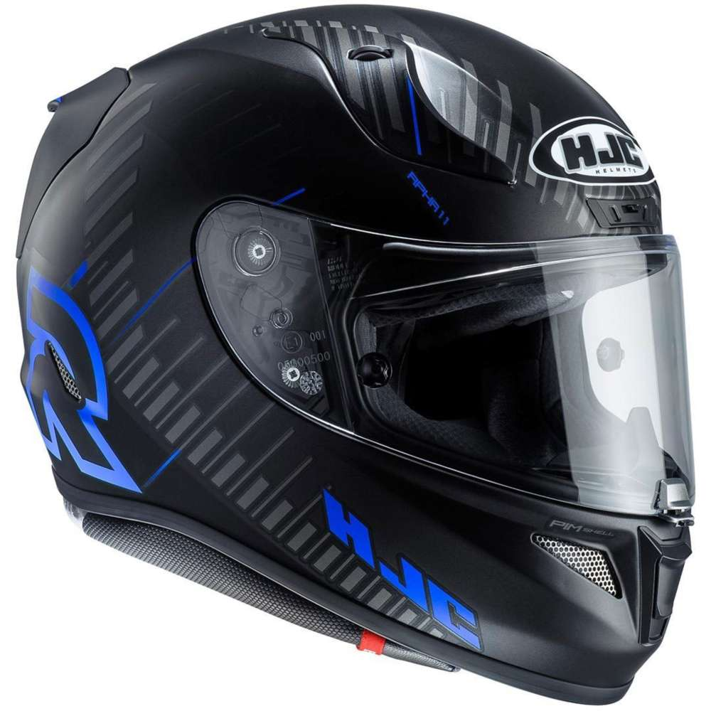 hjc rpha 11 epik trip helmet blue hjc 132972 mc2sf full face helmets motostorm. Black Bedroom Furniture Sets. Home Design Ideas