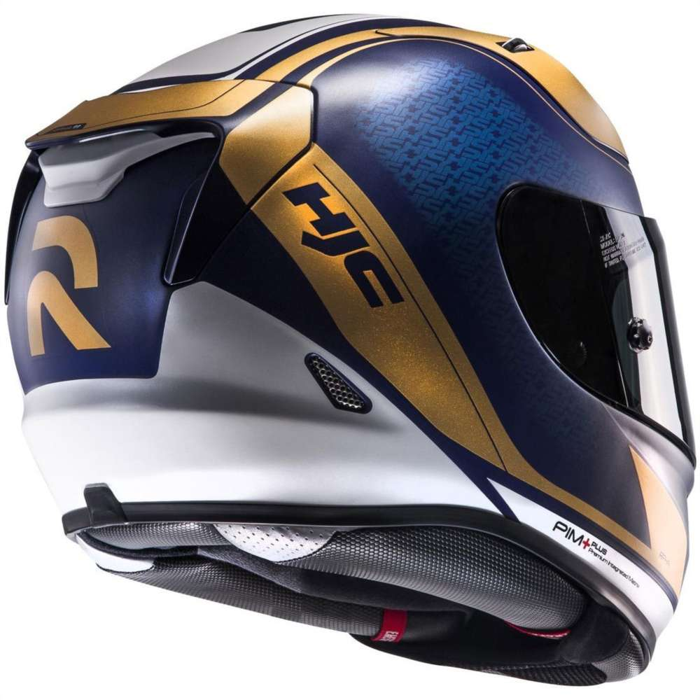 hjc rpha 11 riomont helmet gold motostorm. Black Bedroom Furniture Sets. Home Design Ideas