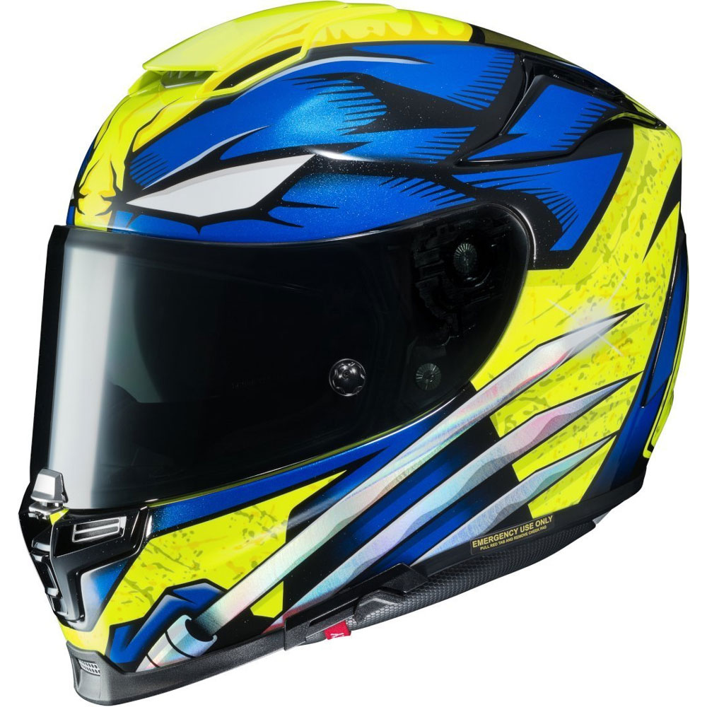 Casco Integrale Hjc Rpha 70 Wolverine X-men