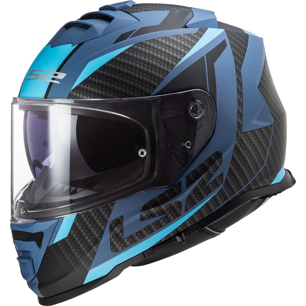 LS2 FF800 Storm Racer Motorcycle Helmet