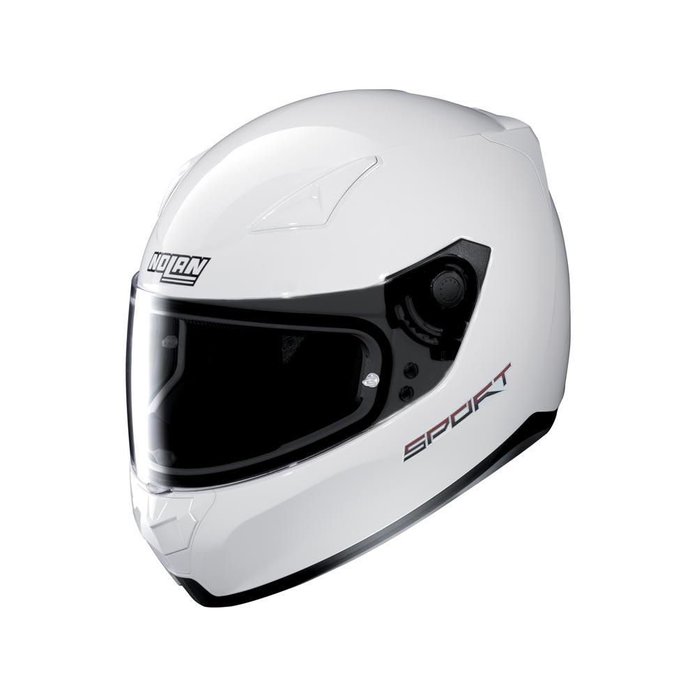 Nolan N60-5 METAL WHITE L