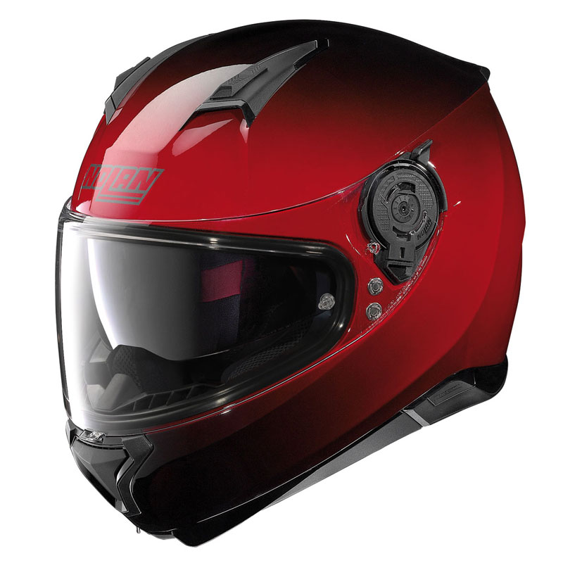 nolan n87 fade n com red n87 fade 37 full face helmets motostorm. Black Bedroom Furniture Sets. Home Design Ideas