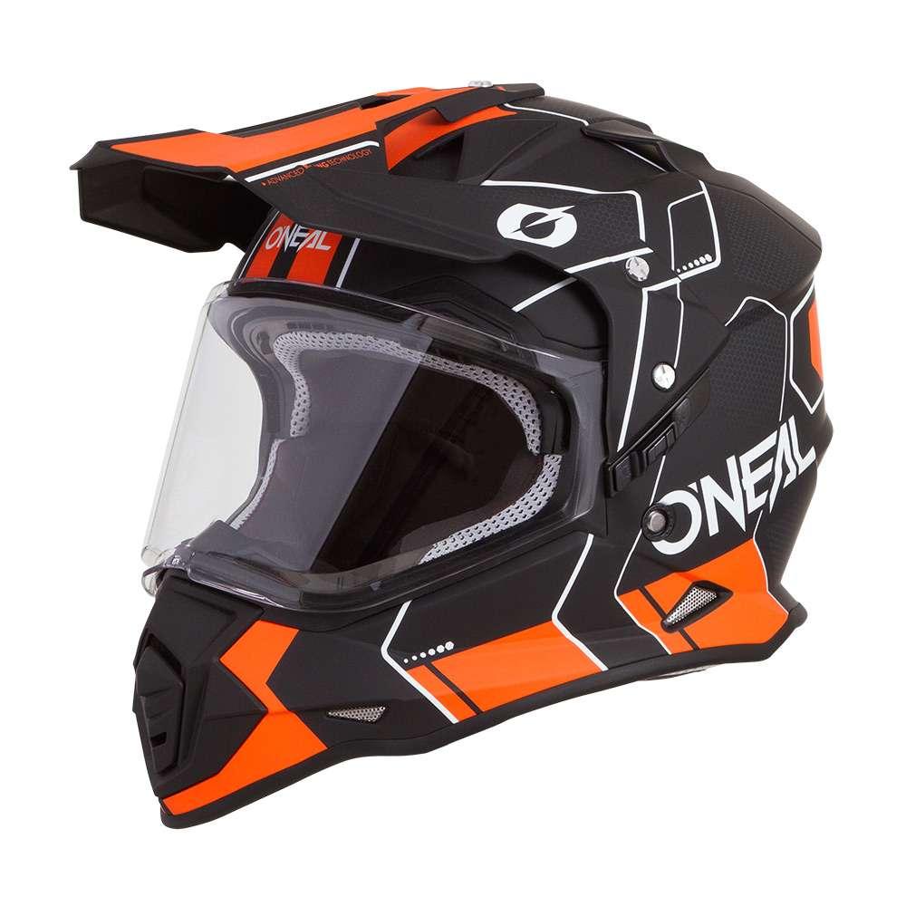 O'Neal Sierra 2 2019 Helm schwarz orange