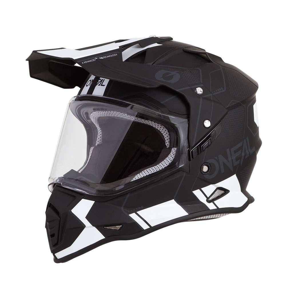 O'Neal Sierra 2 2019 Helm schwarz weiß