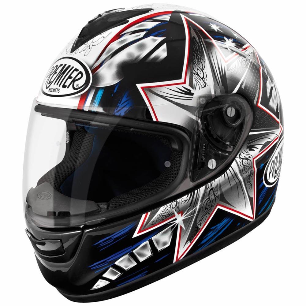 Premier Monza B01 Helm