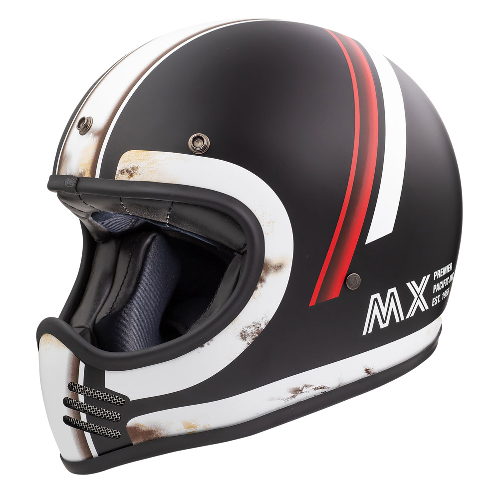 Premier Mx Do 92 Old Style Bm Helmet