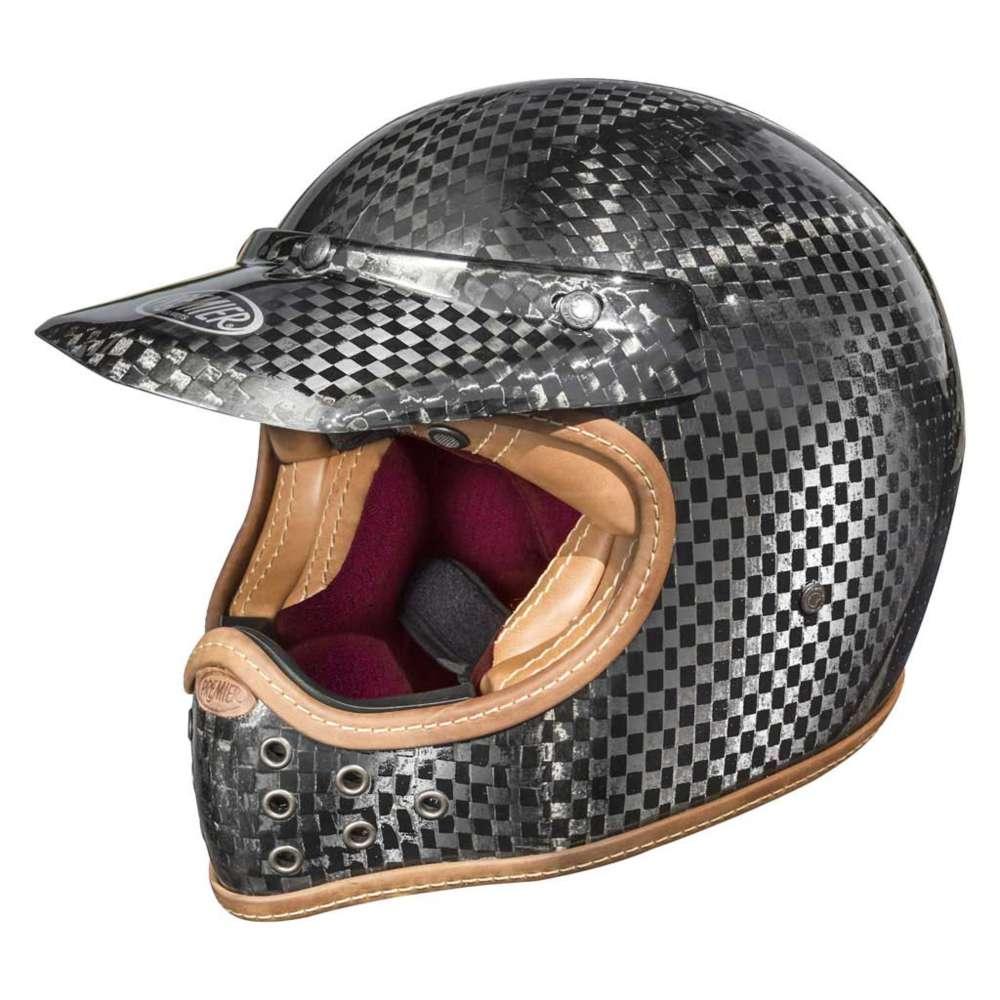 Premier Mx Carbon Tech Limited Edition Helm