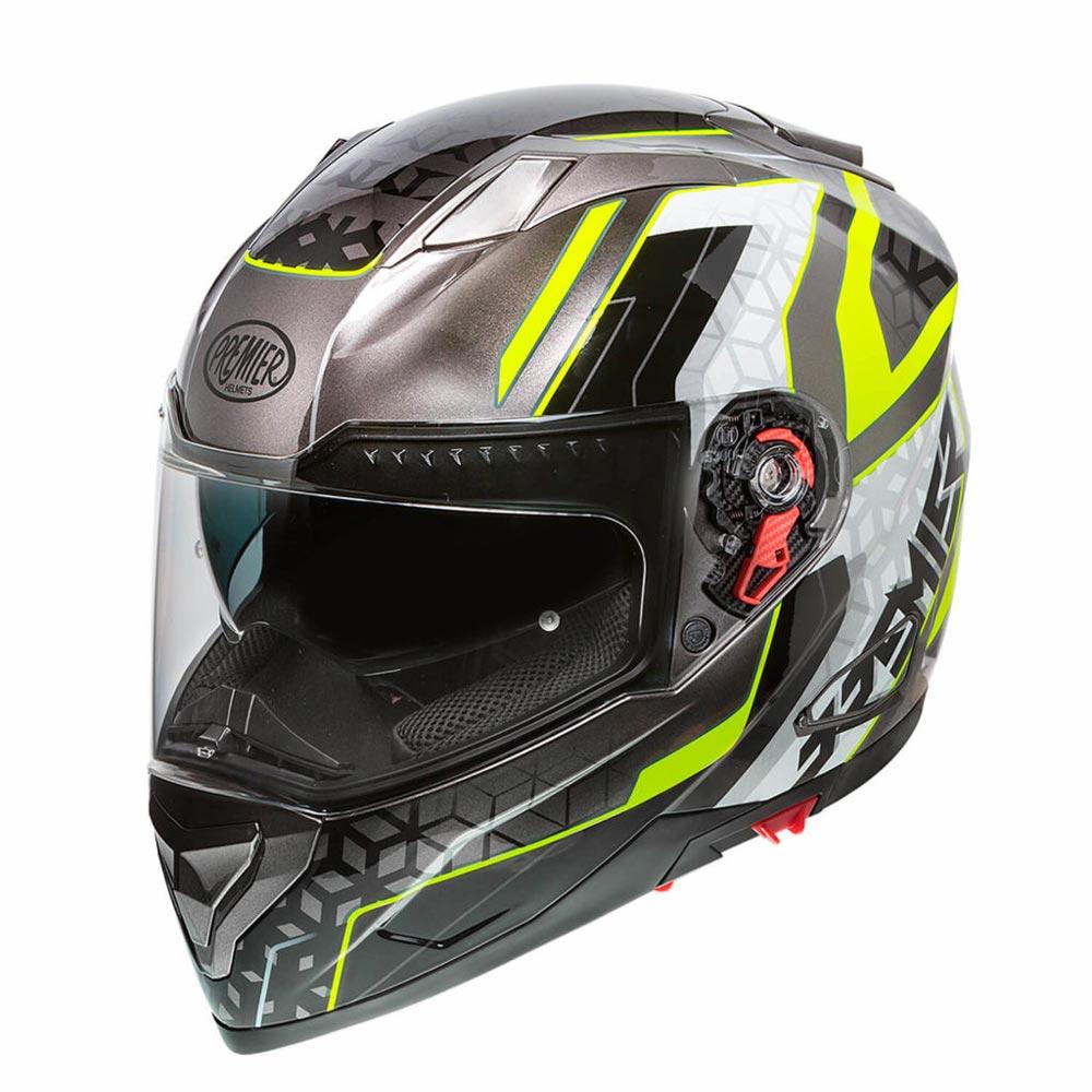 Premier Vyrus Em Y 17 2019 Full Face Helmet
