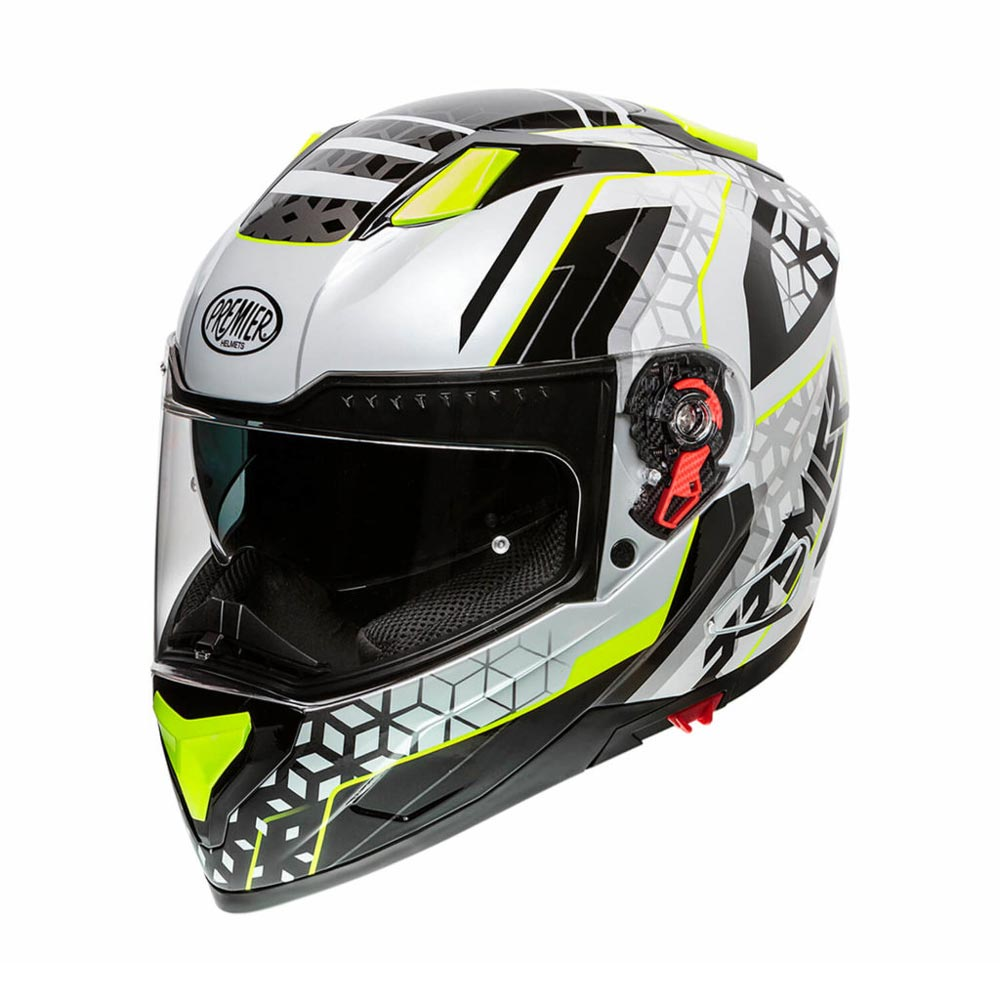 Premier Vyrus Em Y 8 2019 Full Face Helmet