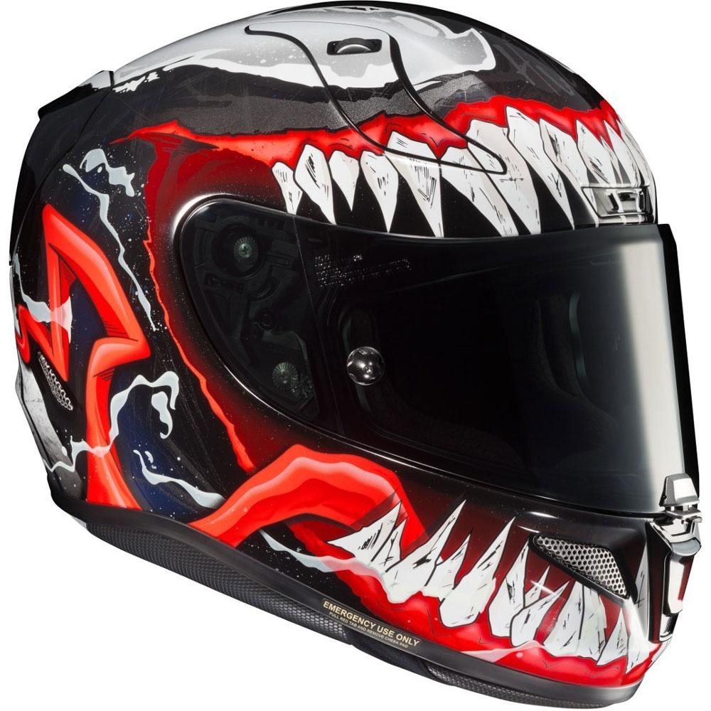 Hjc Rpha 11 Casco Integrale Venom 2 Marvel