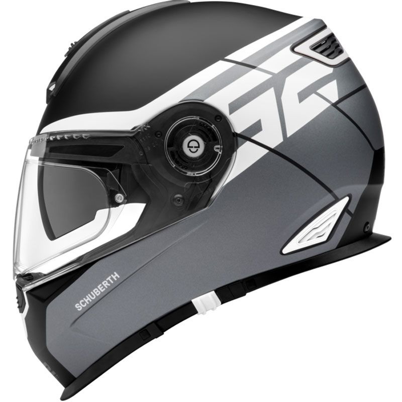 schuberth s2 sport rush grey motostorm. Black Bedroom Furniture Sets. Home Design Ideas