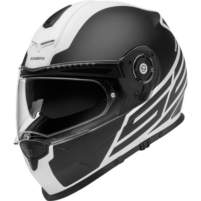 Schuberth S2 Sport Traction Weiss
