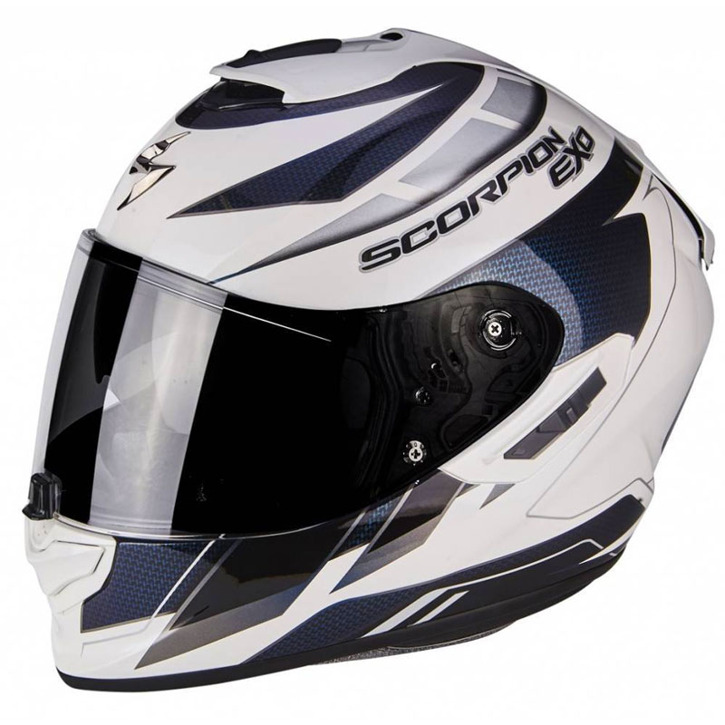 scorpion exo 1400 air cup pearl white 14 218 214 full face helmets motostorm. Black Bedroom Furniture Sets. Home Design Ideas