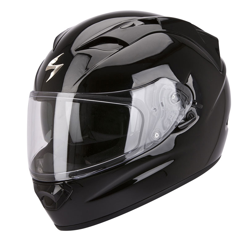 scorpion exo 1200 air solid s45 100 03 full face helmets. Black Bedroom Furniture Sets. Home Design Ideas