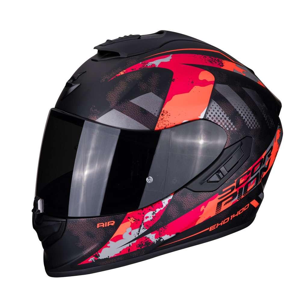 Helm Scorpion Exo 1400 Air Sylex matt rot
