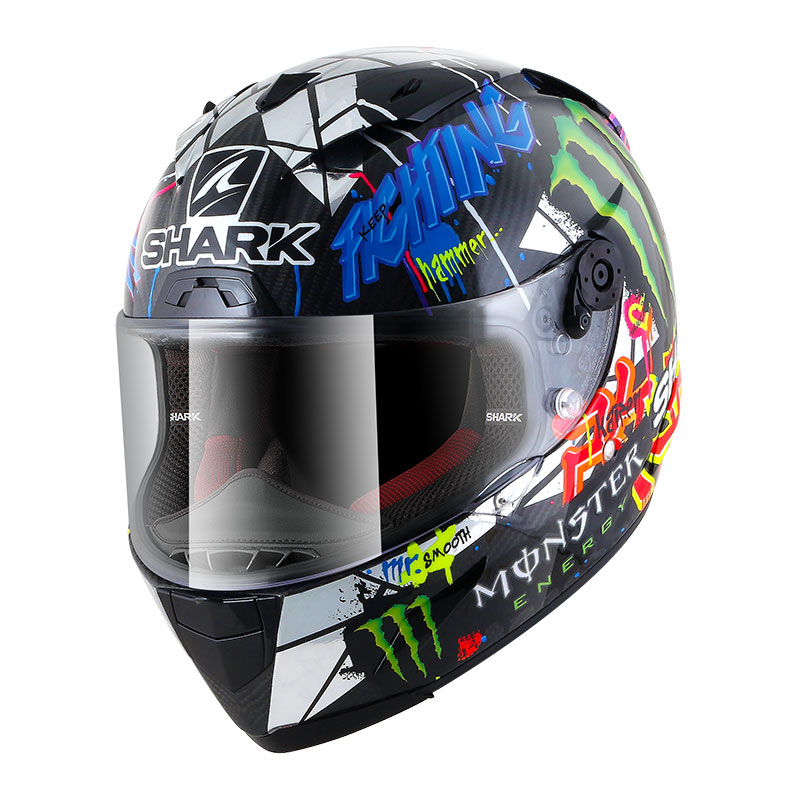 Shark Race-r Pro Carbon Replica Lorenzo Catalan Gp