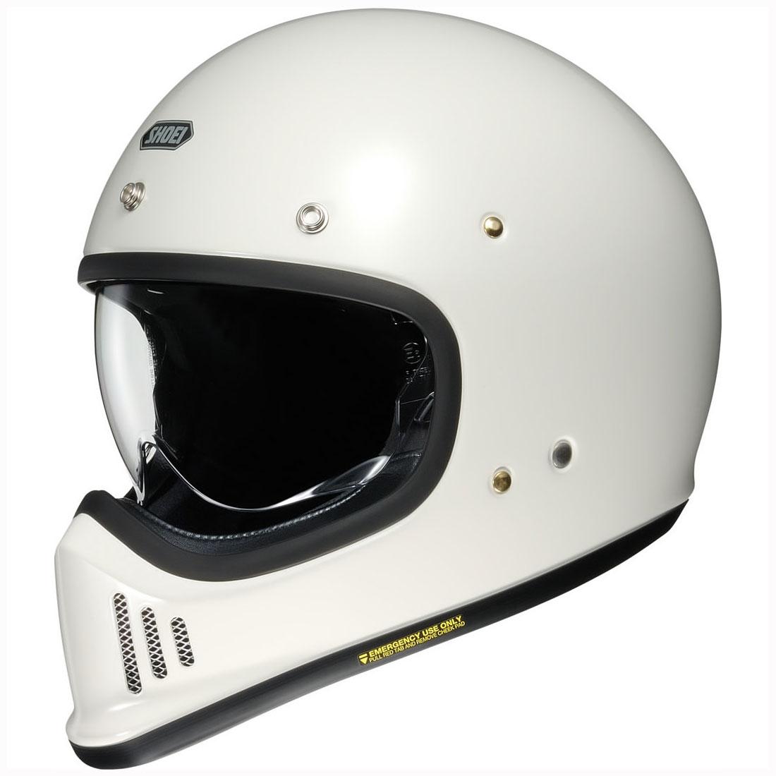 Shoei EX-Zero Weiß