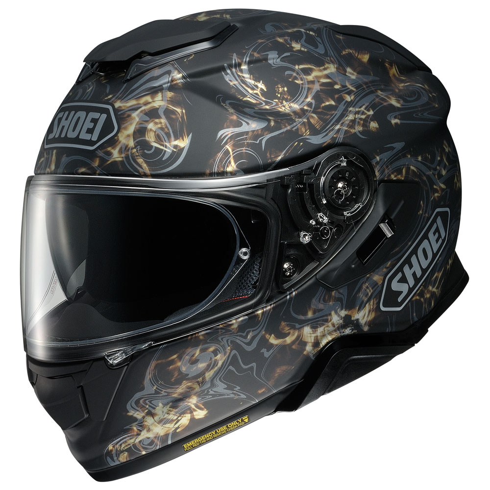 Helm Shoei Gt Air 2 Conjure TC9 schwarz