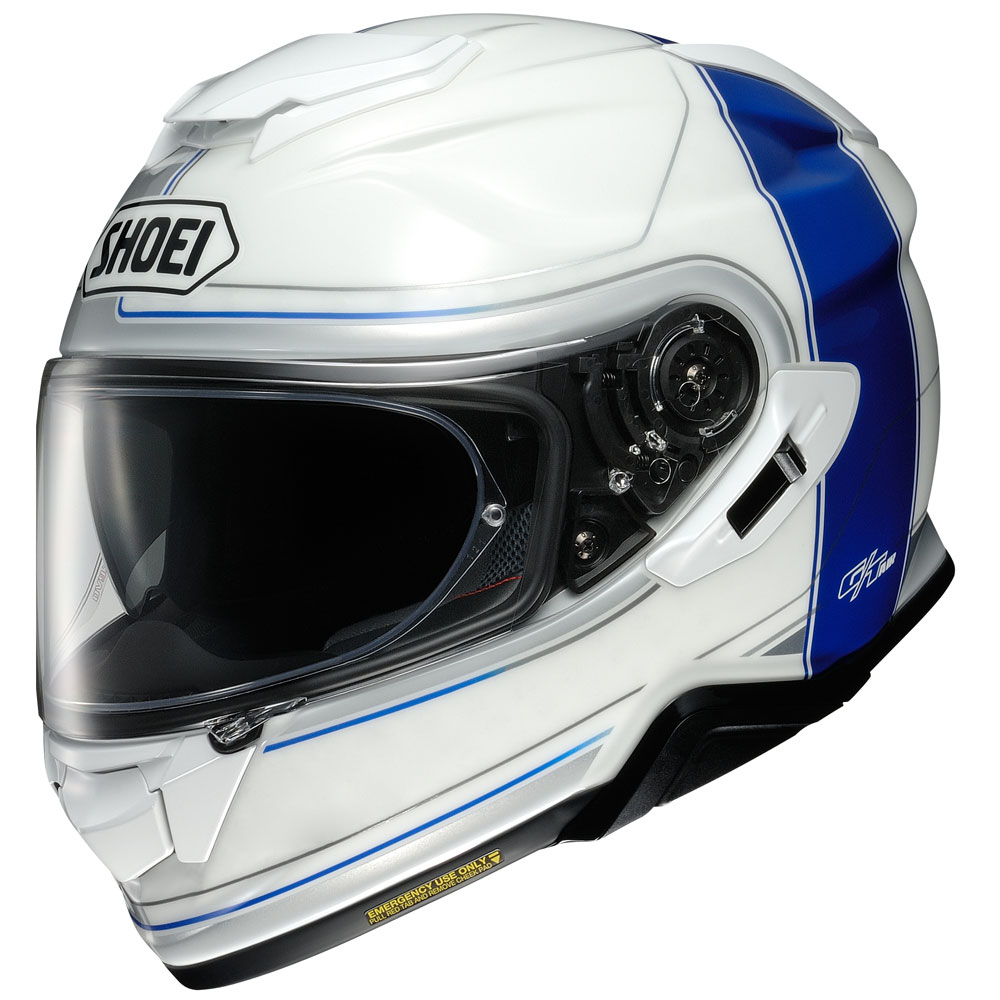 Helm Shoei Gt Air 2 Crossbar TC2 blau