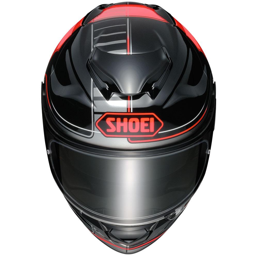 grand choix de 27bfd 1ae48 Casque Moto Shoei Gt Air 2 Crossbar TC1 rouge