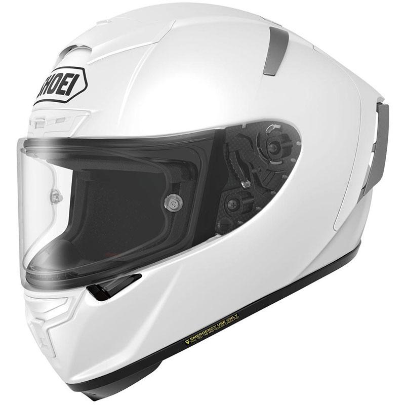 shoei x spirit 3 white sh xspirit 3 bianco full face helmets motostorm. Black Bedroom Furniture Sets. Home Design Ideas