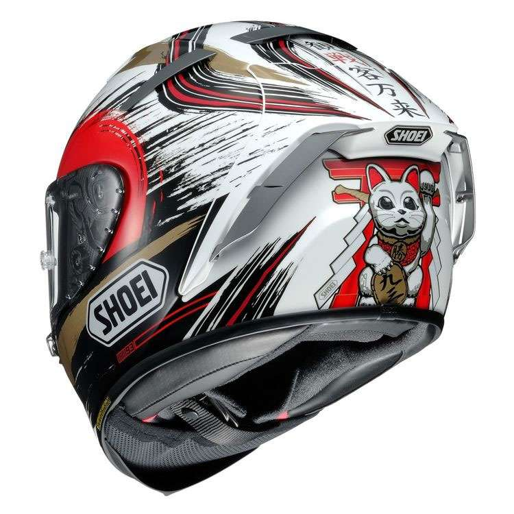 shoei x spirit 3 marquez motegi 2 tc1 sh xspirit 3 marq motegi tc1 full face helmets motostorm. Black Bedroom Furniture Sets. Home Design Ideas