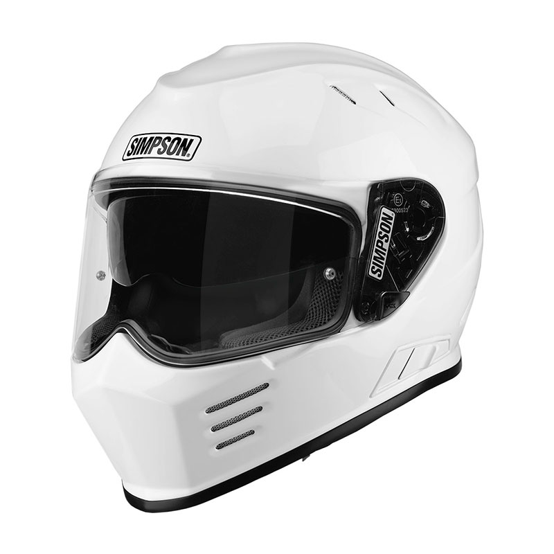 Simpson Venom Bianco Motostorm