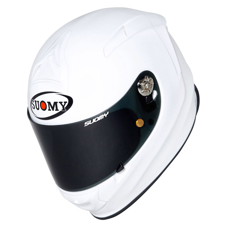 Suomy Sr Sport Plain White