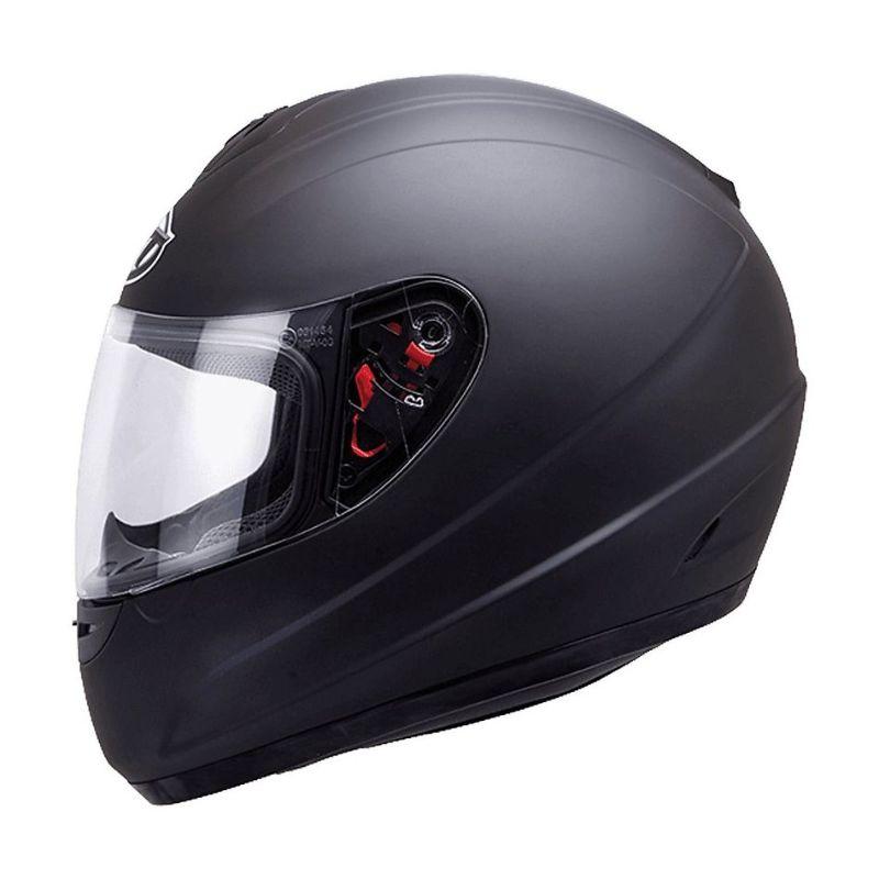 Mt Helmets Thunder Solid Kind matt-schwarz
