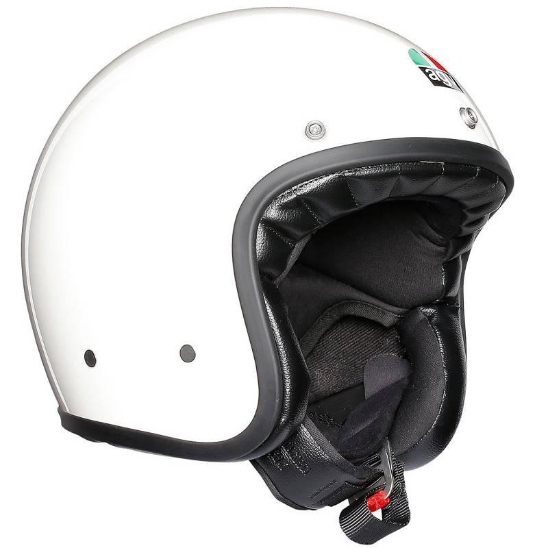 Agv X70 Jet Helm Weiß