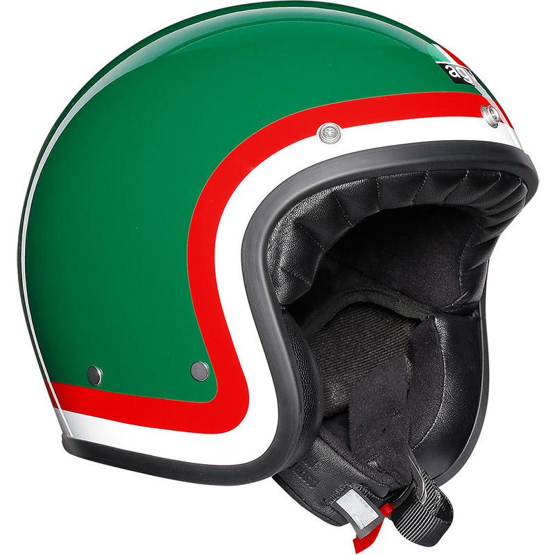 Agv X70 Jet Helm Replica Pasolini