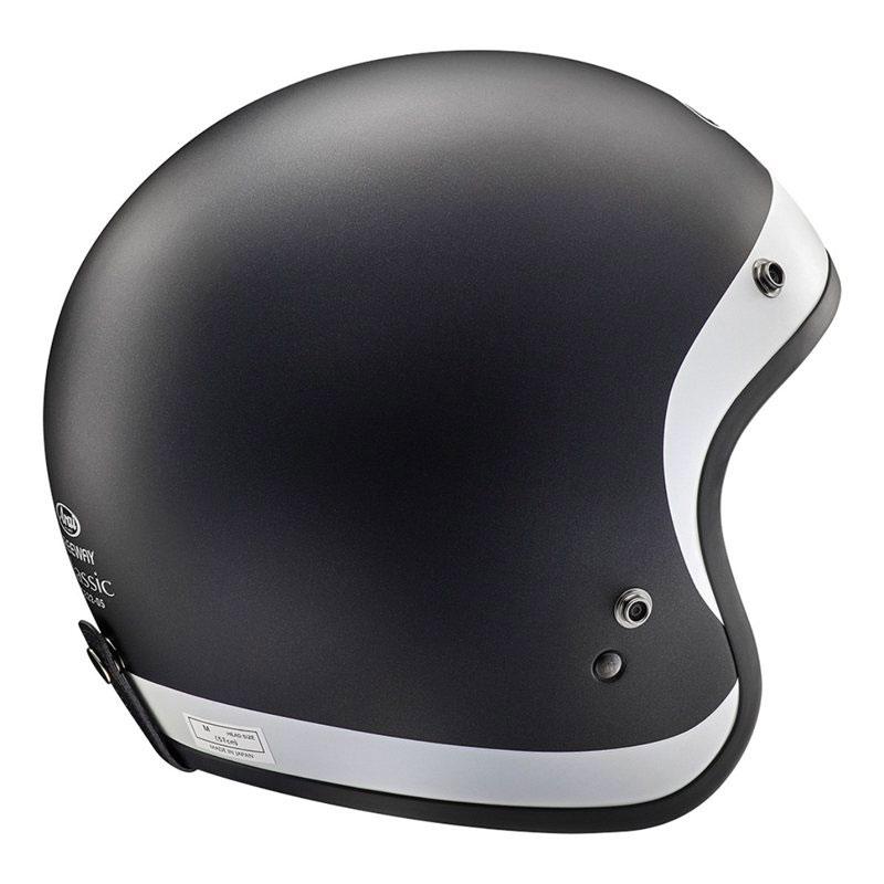 arai freeway halo black ar9930hb jet helmets motostorm. Black Bedroom Furniture Sets. Home Design Ideas