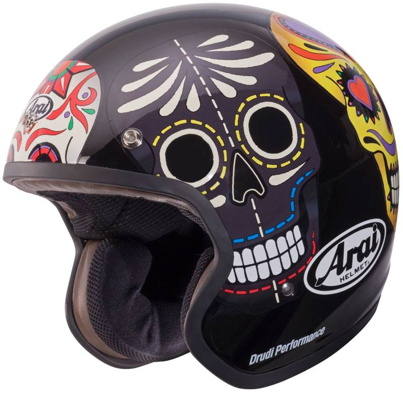 Arai Freeway Skull Helm