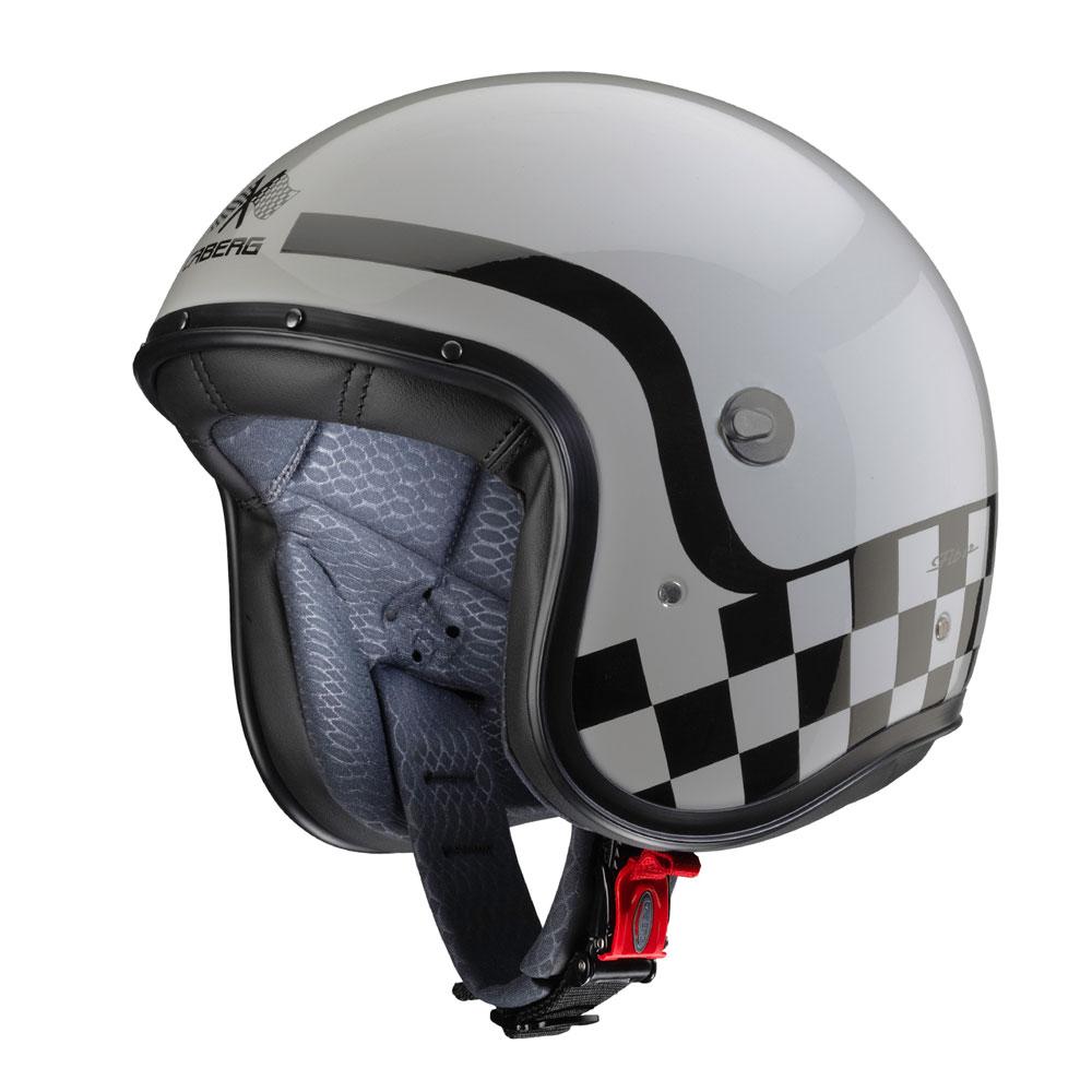 Open Face Helmet Caberg Freeride Formula Grey