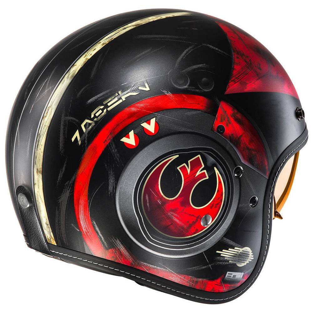 Hjc Fg-70s Poe Dameron Star Wars Helmet