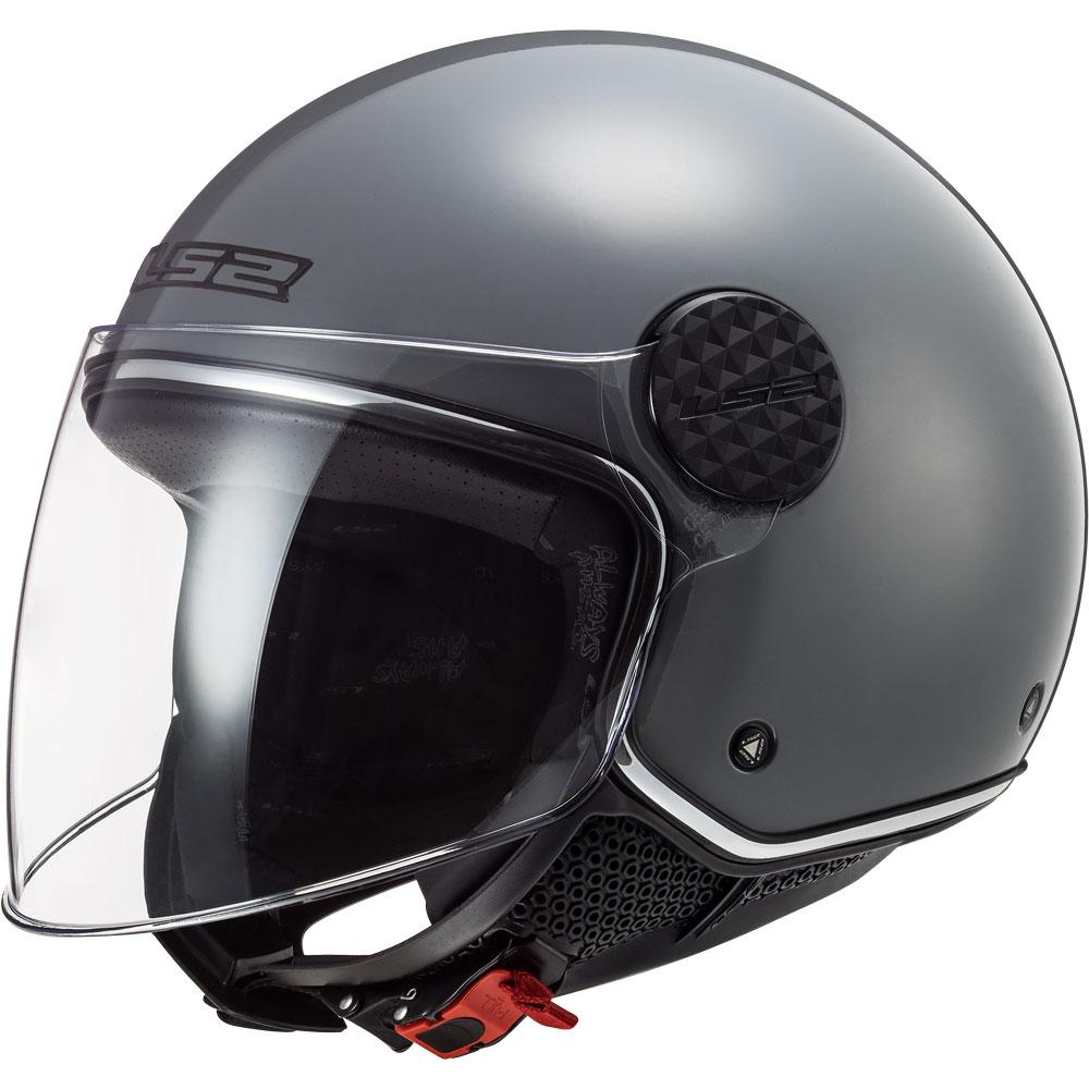 Ls2 Sphere Lux Of558 Solid Nardo Grigio